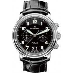 Blancpain Leman Flyback Chronograph Grande Date 2885F-1130-53B