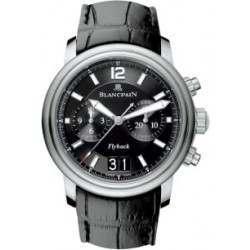 Blancpain Leman Flyback Chronograph Grande Date 2885F-11B30-53B