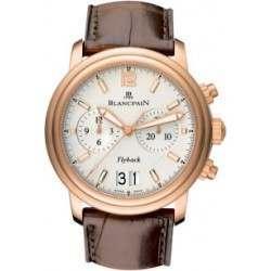 Blancpain Leman Flyback Chronograph Grande Date 2885F-36B42-53B