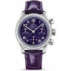 Omega Speedmaster Automatic Chronometer 324.18.38.40.10.001