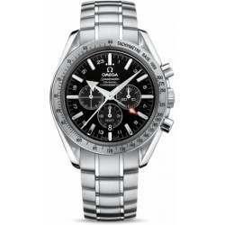 Omega Speedmaster Broad Arrow GMT Chronometer 3581.50.00