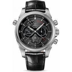Omega De Ville Co-Axial Rattrapante Chronometer 422.13.44.51.06.001