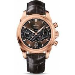 Omega De Ville 4 Counters Chrono Chronometer 422.53.41.52.13.001