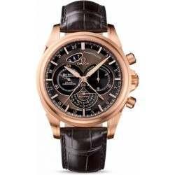 Omega De Ville Co-Axial Chronoscope Chronometer 422.53.44.52.13.001