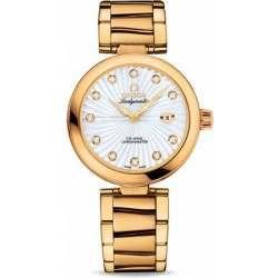 Omega De Ville Ladymatic Chronometer 425.60.34.20.55.002