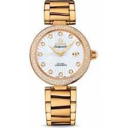 Omega De Ville Ladymatic Chronometer 425.65.34.20.55.002