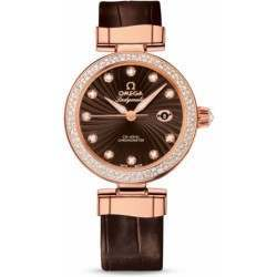 Omega De Ville Ladymatic Chronometer 425.68.34.20.63.001