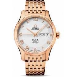 Omega De Ville Annual Calendar Chronometer 431.50.41.22.02.001