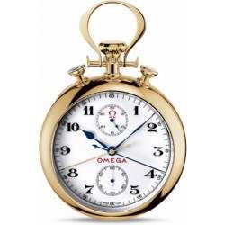 Omega Specialities Olympic Pocket Watch 1932 Chronometer 5109.20.00