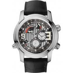 Blancpain L-Evolution GMT Alarm Watch 8841-1134-53B