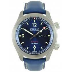 Bremont Automatic Men's U-2/BL
