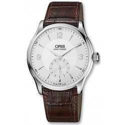 Oris Artelier Hand Winding, Small Second 01 396 7580 4051-07 5 21 05
