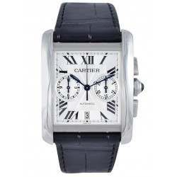 Cartier Tank MC Automatic Mens Watch - W5330007