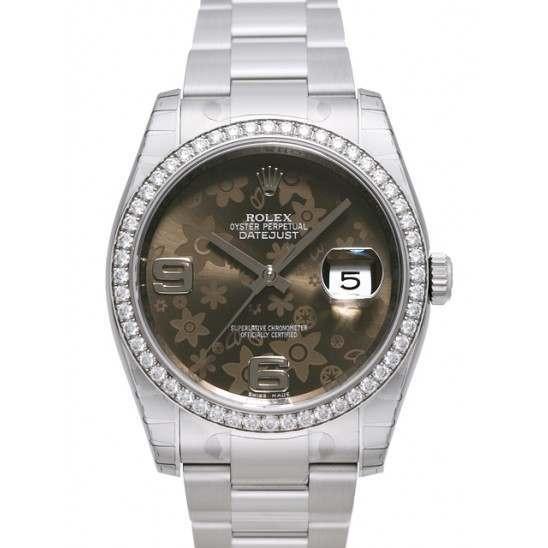 Rolex Datejust Bronze Arab Oyster 116244