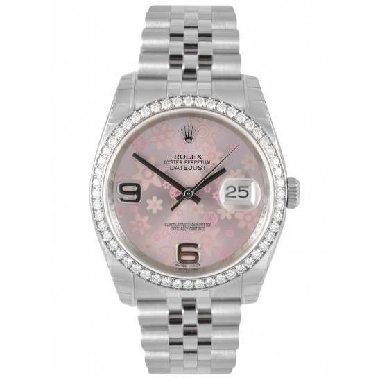 Rolex Datejust Pink Arab Jubilee 116244