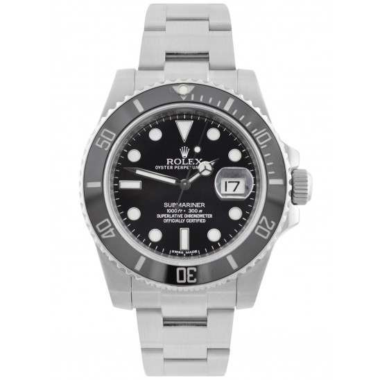 Rolex Submariner Date Black Dial 40mm 116610LN
