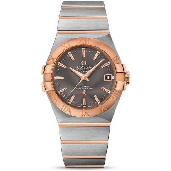 Omega Constellation Chronometer 35mm 123.20.35.20.06.002
