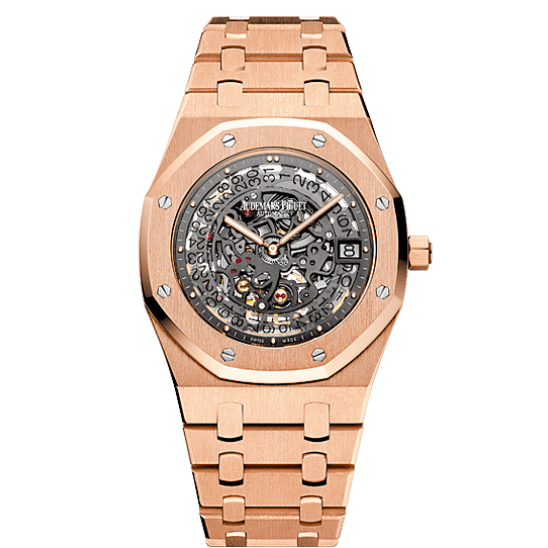 Audemars Piguet Royal Oak Openworked Extra-Thin 15204OR.OO.1240OR.01