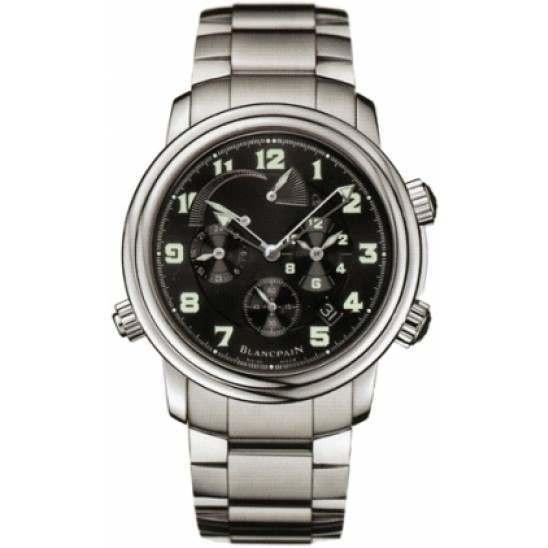 Blancpain Leman Reveil GMT 2041-1130M-71A