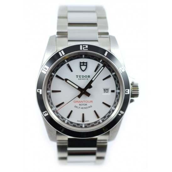 Tudor Grantour Date Watch 20500N White