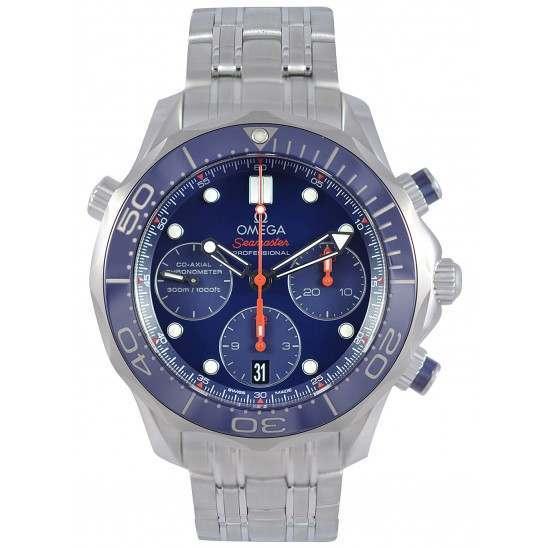 Omega Seamaster 300 M Chrono Diver Chronometer 212.30.42.50.03.001
