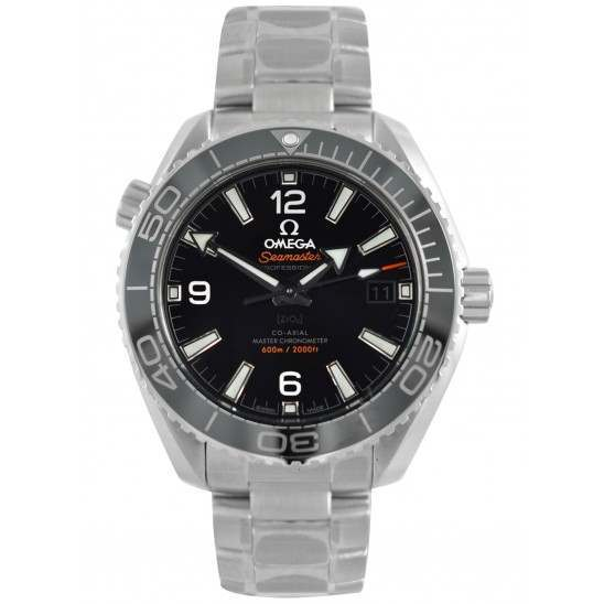 Omega Seamaster Planet Ocean 600 M Chronometer 215.30.40.20.01.001