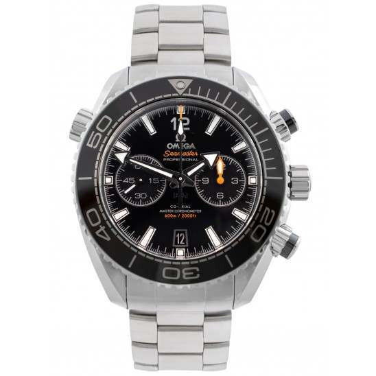 As New Omega Seamaster Planet Ocean 600 M Chronograph 215.30.46.51.01.001