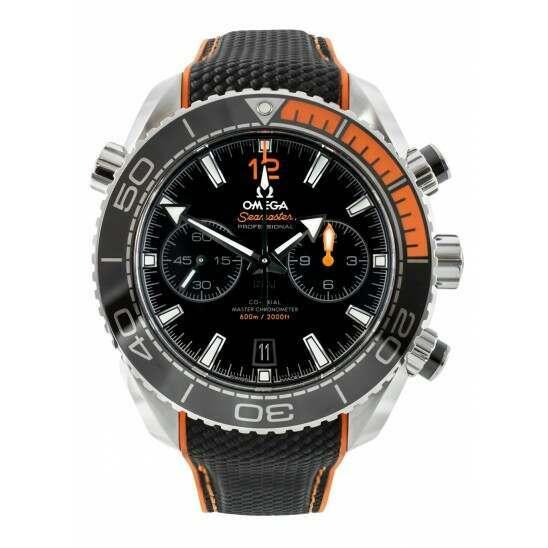 Omega Seamaster Planet Ocean 600 M Chronograph Steel 215.32.46.51.01.001