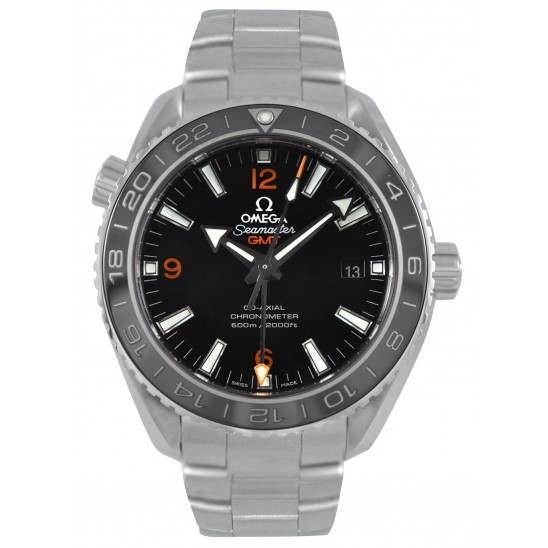 Omega Seamaster Planet Ocean 600 M Automatic GMT 232.30.44.22.01.002