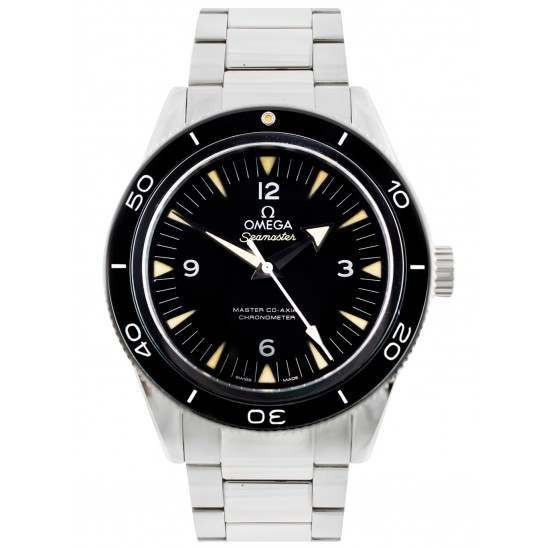 As New Omega Seamaster 300 Co-Axial 41mm 233.30.41.21.01.001