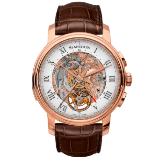 Blancpain Le Brassus Carrousel Minute Repeater Flyback Chronograph