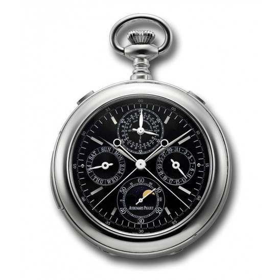 Audemars Piguet Classic Complication Pocket-Watch 25701PT.OO.0000XX.03