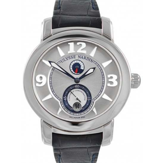 Ulysse Nardin Macho Palladium 950 43mm 278-70/609