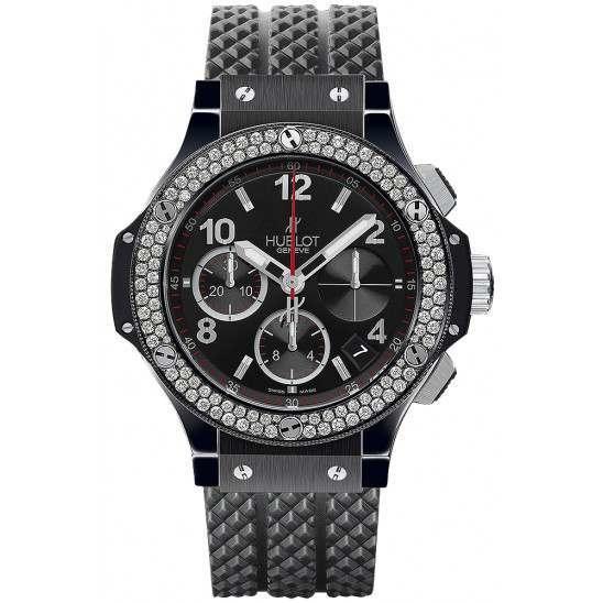 Hublot Big Bang Black Magic Diamonds 41mm 342.CV.130.RX.114