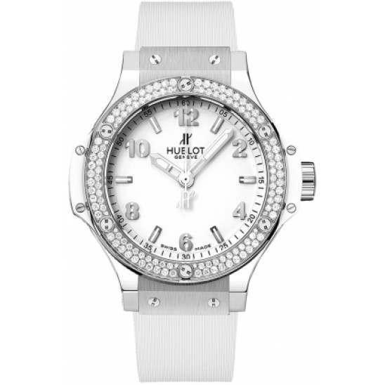 Hublot Big Bang Steel White Diamonds 38 mm 361.SE.2010.RW.1104
