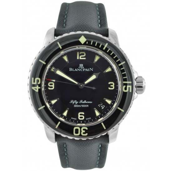 Blancpain Sport Automatique Fifty Fathoms 5015-1130-52A
