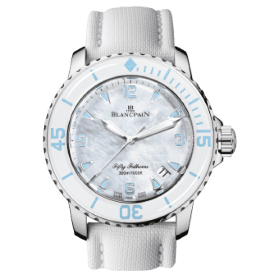 Blancpain Fifty Fathoms Fifty Fathoms Automatique 5015A-1144-52A