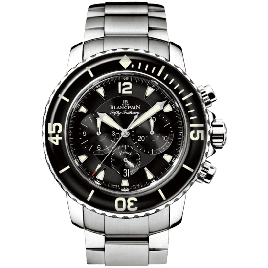 Blancpain Sport Fifty Fathoms Chronograph Flyback 5085F-1130-71S