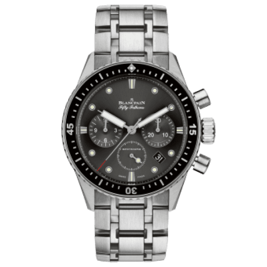 Blancpain Fifty Fathoms Bathyscaphe Chronographe Flyback 5200-1110-70B