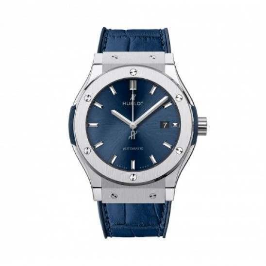 Hublot Titanium Blue 542.NX.7170.LR