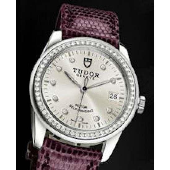 Tudor Glamour Date Watch 55020