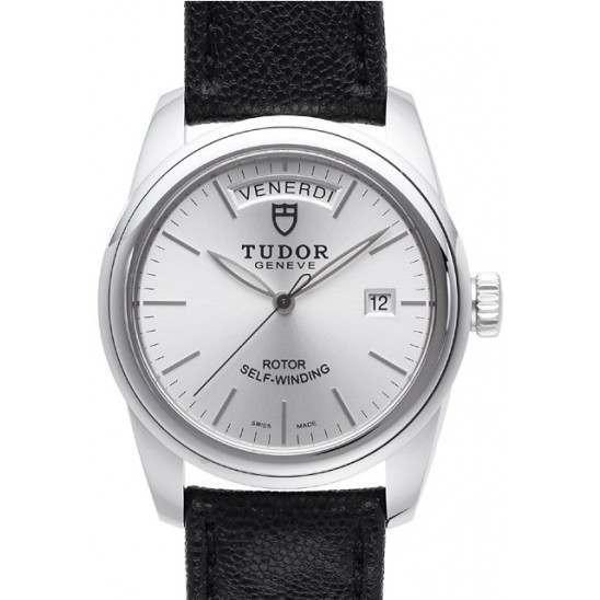 Tudor Glamour Date Watch 56000