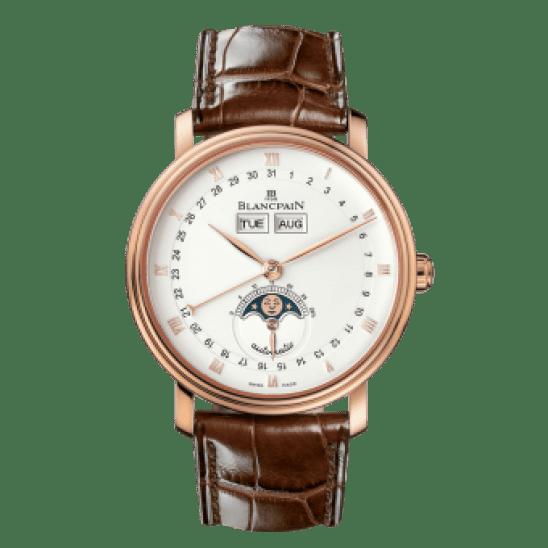 Blancpain Villeret Complete Calendar 6263-3642-55A
