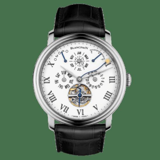 Blancpain Villeret Equation du temps marchante 6638-3431-55B