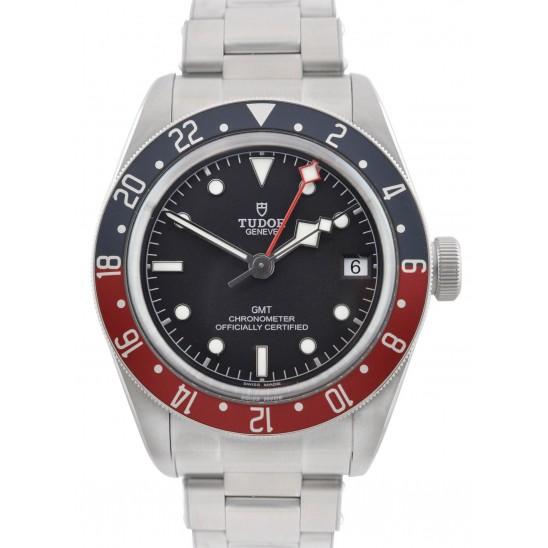 Tudor Black Bay GMT Pepsi Bezel 41mm 79830RB