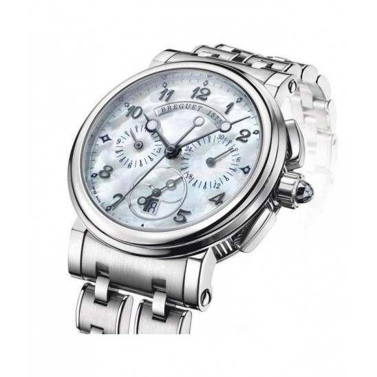 Breguet Marine Chronograph Ladies 8827ST/5W/SM0