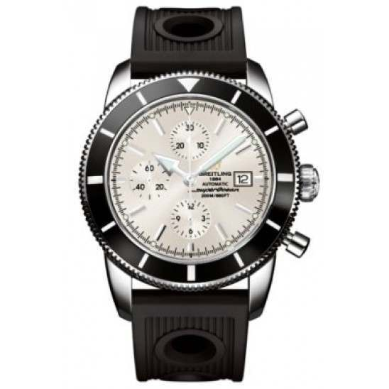 Breitling Superocean Heritage Chronographe 46 Caliber 13 Automatic Chronograph A1332024.G698.201S