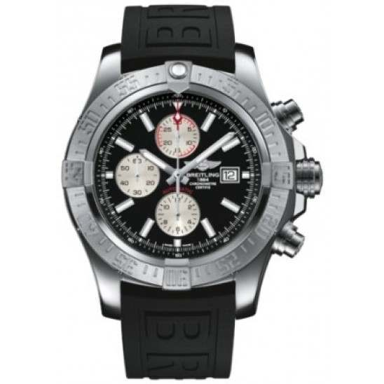 Breitling Super Avenger II Caliber 13 Automatic Chronograph A1337111.BC29.154S