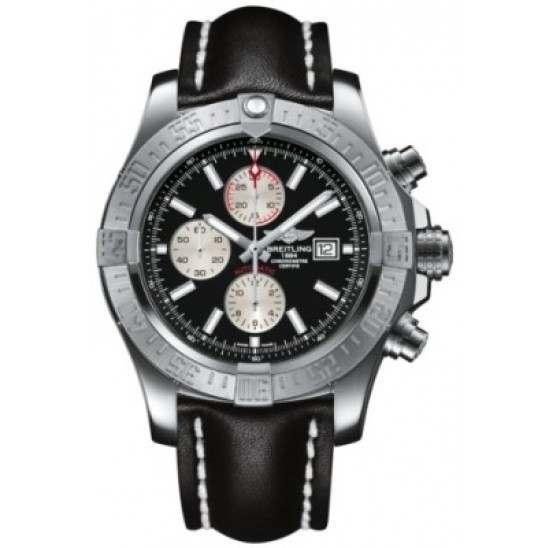 Breitling Super Avenger II Caliber 13 Automatic Chronograph A1337111.BC29.441X