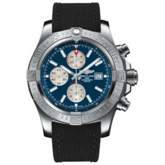 Breitling Super Avenger II Caliber 13 Automatic Chronograph A1337111C871104W